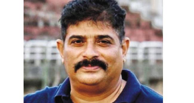 ബിനോ ജോര്ജ്  സന്തോഷ് ട്രോഫി ടീം പരിശീലകന്