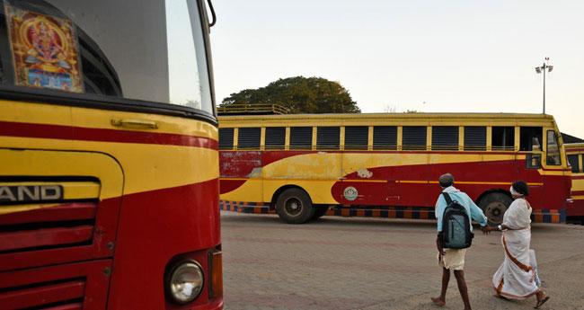 ഹർത്താൽ: കെഎസ്ആർടിസി സർവീസ് വൈകുന്നേരം ആറിനു ശേഷം