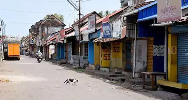 സംസ്ഥാനത്ത് ഹർത്താൽ പൂർണം