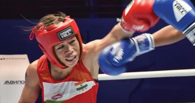 ഏഷ്യൻ ബോക്സിംഗ് ചാമ്പ്യൻഷിപ്പ്: മേരി കോമിന് വെള്ളി