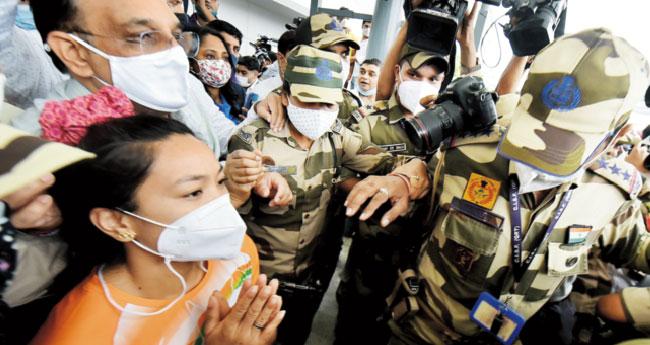 മീരാബായ് ചാനുവിന്റെ മെഡൽ സ്വർണം ആകുമോ?  കാത്തിരിപ്പിൽ ഇന്ത്യൻ കായിക ലോകം