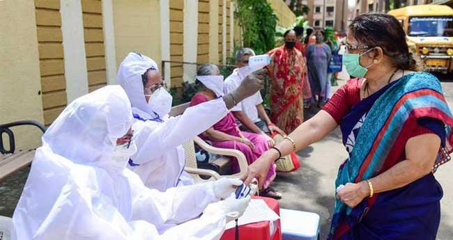 പാലക്കാട്ട് 465 പേർക്ക് കോവിഡ്; 239 പേർക്ക് രോഗമുക്തി