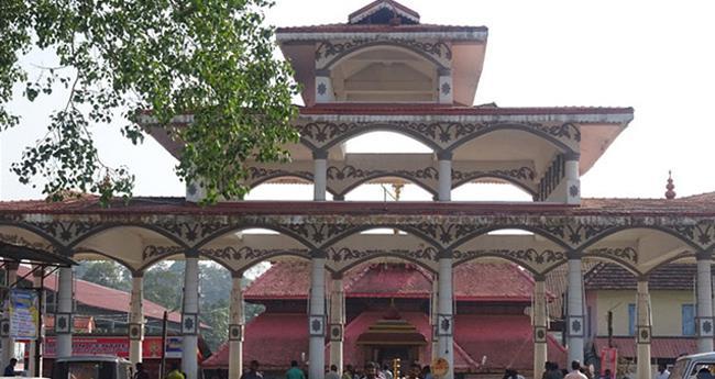 ഏറ്റുമാനൂർ ക്ഷേത്രം:  രുദ്രാക്ഷമാല മോഷണം  പോയതെന്നു സ്ഥിരീകരിച്ചു