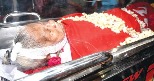 വ്യത്യസ്തത പുലർത്തിയ രാഷ്ട്രീയ പ്രവർത്തക: കർദിനാൾ മാർ ജോര്ജ് ആലഞ്ചേരി