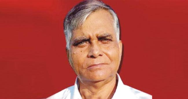 കോവിഡ്: സിപിഎം ത്രിപുര  സെക്രട്ടറി അന്തരിച്ചു