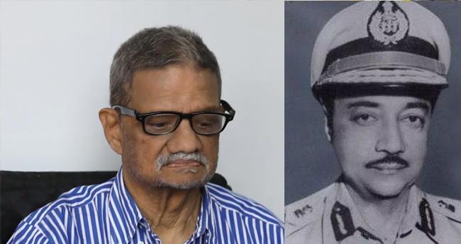 മുൻ ഡിജിപി കെ.വി. രാജഗോപാൽ നായർ അന്തരിച്ചു