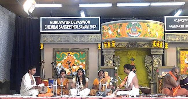 ഗുരുവായൂര് ചെമ്പൈ സംഗീതോത്സവം നവംബര് 29 മുതല്