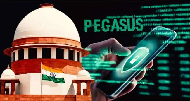 പെഗാസസ്: വിദഗ്ധ സമിതി രൂപീകരിക്കുമെന്ന് സുപ്രീംകോടതി