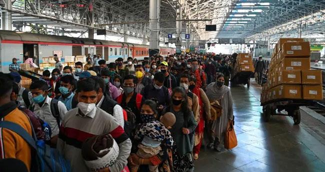 മഹാരാഷ്ട്രയിൽ 8,470 കോവിഡ് രോഗികൾ കൂടി