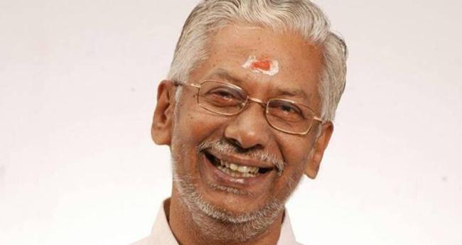കവിയും ഗാനരചയിതാവുമായ എസ്. രമേശന് നായർ അന്തരിച്ചു