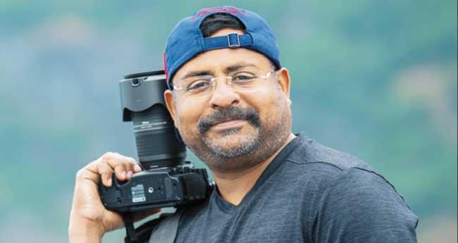 മലയാളി ഫോട്ടോഗ്രഫർ തോമസ് വിജയന് പുരസ്കാരം