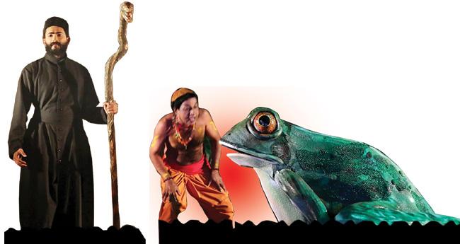 കലാനിലയത്തിന്റെ കടമറ്റത്ത് കത്തനാര് റീലോഡഡ്
